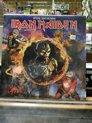 Iron Maiden Official 2018 Calender Sealed