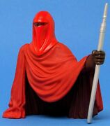 Gentle Giant Star Wars Bust Up Series 2 Emperor's Royal Guard Figure