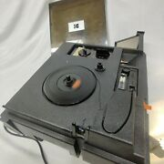 Kodak Moviedeck 455 Super 8 / 8mm Projector As Is For Parts Or Repair