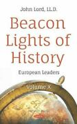 European Leaders Hardcover By Lord John Brand New Free Shipping In The Us