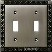 Leaf Antique Pewter Switch Plates Wall Plates And Outlet Covers