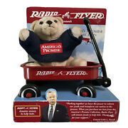 Radio Flyer Colin Powell Bear Americaand039s Promise Collection Model Ap901