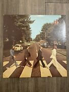 Beatles Andlrmabbey Road Sealed Vinyl Record Lp Version 2 Cover Usa 1969 Promo Apple