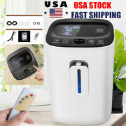 Touch Screen 1-6l/min Adjustable Concentrator Air Purifier O-xy Machine Home