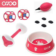 Sony Aibo Accessories Paw Pads, Meal Bowl, Aibone, Dice For Owners Set Official
