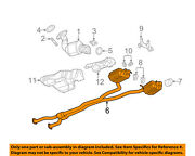 Cadillac Gm Oem 11-14 Cts 6.2l-v8-exhaust System-muffler Tail Pipe 20945125