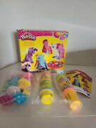 New Play-doh My Little Pony Make 'n Style Ponies Playset 9 Colors Compounds