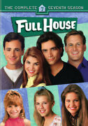 Warner Home Video D11466d Full House-complete 7th Season Dvd/4 Disc/pands-1.33...