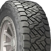 2 Nitto Recon Grappler A/t Tire Lt35/1350r20 126r 12 Ply 16.9 32nds Thread Depth