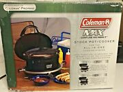Coleman Max Stock Pot/cooker For The All In One Cooking System 6 Quart
