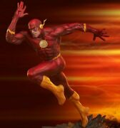 Sideshow Flash Premium Format Figure By Sidehow Collectible 300683 Statue