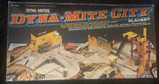 1981 Mego Corp Dyna Mite City Construction Playset 13022 Parts Bags Sealed