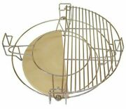 Divide And Conquer Cooking System For 18 Inch Round Kamado Bbq Grill Bbq