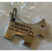 Scotty Cameron Keychain Ball Markers Dog Circle Gss T Marker New