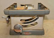 Craftsman 113.27521 Belt Drive 10 Table Saw Trunnion Collectible Parts And More