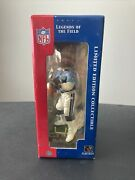 Steve Mcnair Tennessee Titans Limited Edition Legends Of The Field Bobblehead