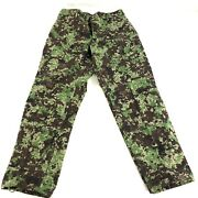 Ana Afghan Army Combat Pants Hyperstealth Spec4ce Forest Camo Uniform Medium