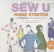 Sew U Home Stretch The Built By Wendy Guide To Sewin... | Book | Condition Good