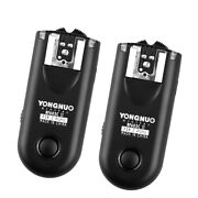 Yongnuo Rf-603c Ii/c3 2.4ghz Wireless Flash Remote System For Canon Dslr