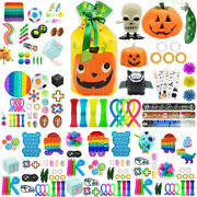 Halloween Fidget Toys Set Sensory Pack Stress Relief Hand For Adhd Kids Adult
