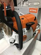 Chainsaw Stihl Ms 441 C-m, With 18 Bar And Chain Brand New, Never Used