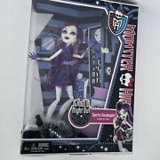 Monster High Spectra Vondergeist Ghouls Night Out Purple 2012 New Loose Items