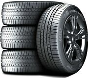 4 Tires Armstrong Tru-trac Su 215/55r18 99v As A/s Performance