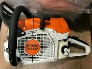 Brand New Stihl Ms 462 With 18 Inch Bar And New Chain