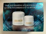 La Mer The Nourishing Soft Cream Hydration Duet - Authentic-new With Box
