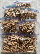 Used Wine Corks Lot 700 All Natural, No Synthetics, No Champagne Crafts Wedding