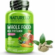 Naturelo Whole Food Multivitamin For Women - With Vitamins Minerals And Organic