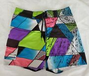 Body Glove Mens Swim Trunks 36 Abstract Design Board Shorts Bathing Suit