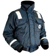 Mustang Survival Mj6214t1-xxxl-nv Mustang Classic Bomber Jacket W/solas Tape ...