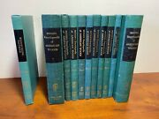 Houghand039s Encyclopedia Of American Woods First Ed. 9 Books 2 Folders Wood Samples