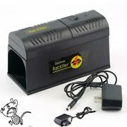 Rat Trap Electronic Repeller Mice Killer Electrocute Shock Rodent Mouse Traps