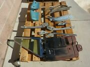 1964-1965 Ford Thunderbird Mouldings And Trim Parts Lot