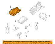 Saturn Gm Oem 2008 Astra 1.8l-l4-electrical Fuse And Relay Box 93190849