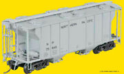 Ho Scale - Kadee 8011 Northern Pacific Ps-2, 2-bay 2003 Cu. Ft. Covered Hopper