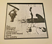 The Second Coming V/a Lp Vinyl Uk 1991 Whitehouse Nurse With Wound Come