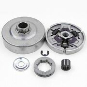 3/8 7t Clutch Drum Sprocket Bearing Kit For Stihl Ms290 Ms390 Ms310 Chainsaw