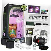   Hydroponic Growing System   Grow Tent Kit Complete With Advanced Grow Kit 4