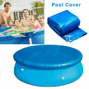 Round Swimming Pool Cover For Intex-bestway Garden Paddling Pools Cover 4 Sizes
