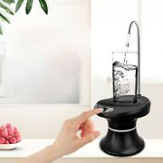 Electric Water Dispenser Household Touch Control Programmable Bottled Water Pump