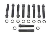 Vtwin Colony Motorcycle 12 Point Cylinder Head Bolt Kit 1948-1984 Dyna Touring