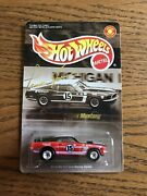 Hot Wheels 2000 Parnelli Jones Mach 1 Red With Real Riders