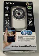 D-link Dcs-932l Wireless Security Home Network Camera Day/night Mydlink Cloud