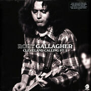Rory Gallagher - Cleveland Calling Part 2 Record Store Day 2021 Vinyl Lp