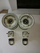 Cleveland 40-97a C163001 0103 6.00x6 Main Wheels, Brake Disks And Calipers
