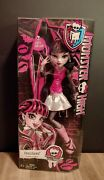 Monster High Frightfully Tall Ghouls 17 Draculaura Doll Mattel New In Box