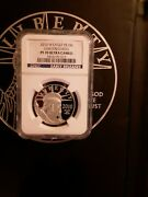 2010 American Eagle Platinum Early Releases Ultra Cameo Ngc Pf 70